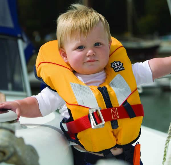 sailing with toddlers safety
