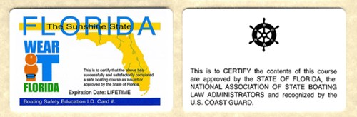 Florida Boat Licensing Requirements