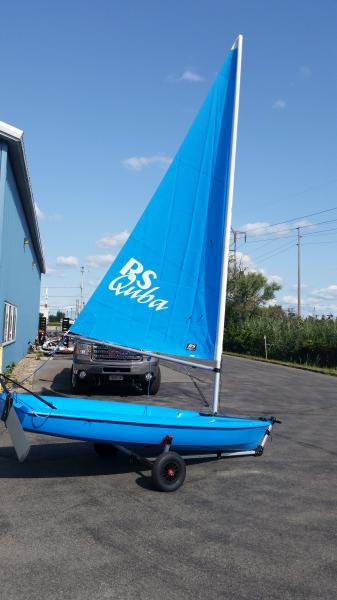 sailboat purchase