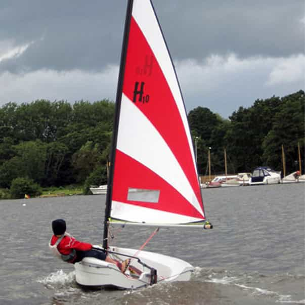 what sailing dinghy to buy