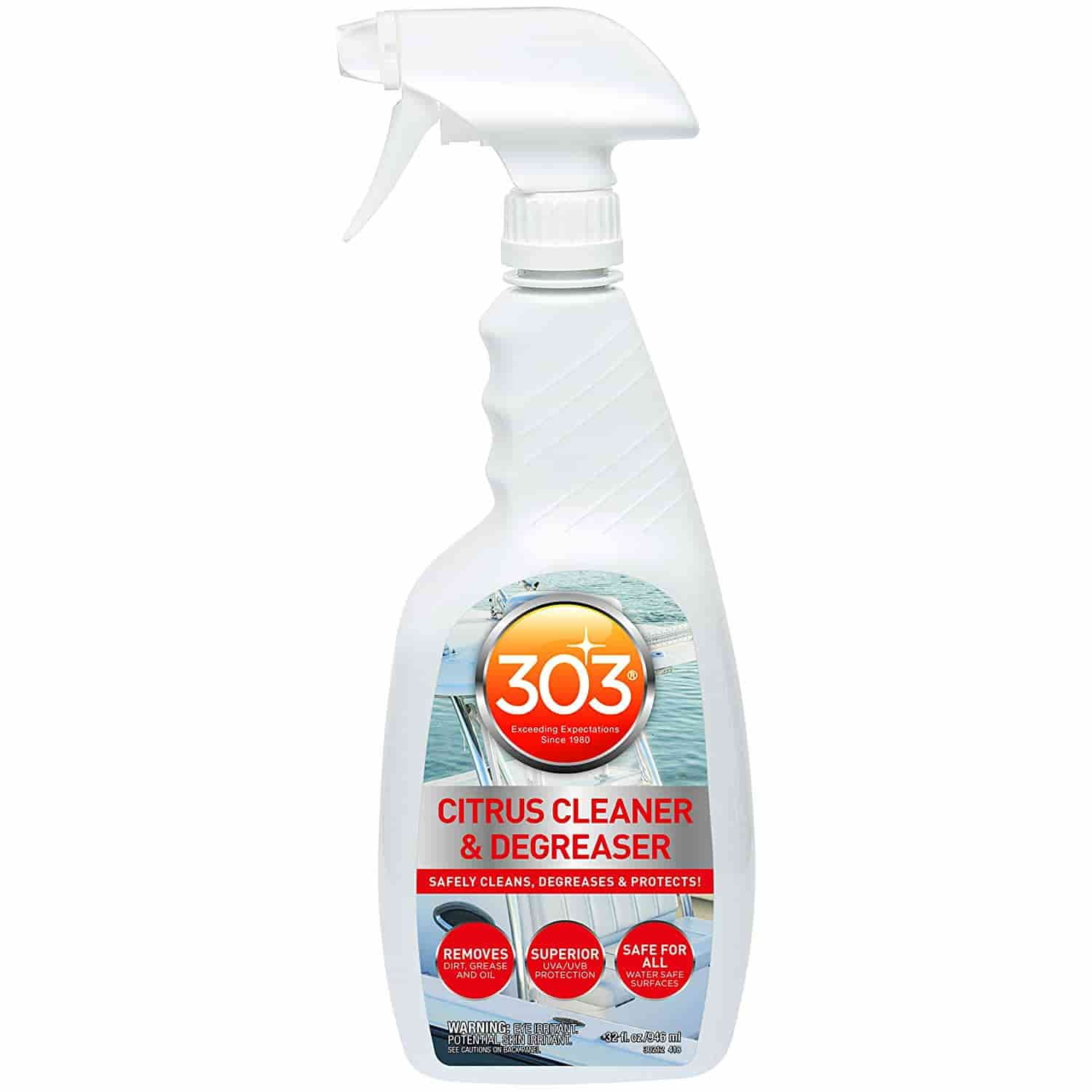 marine citrus cleaner