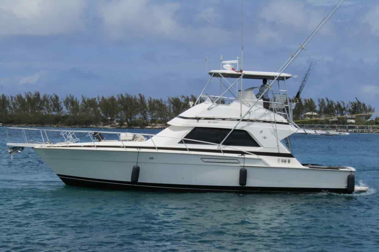 Party Boat Bahamas