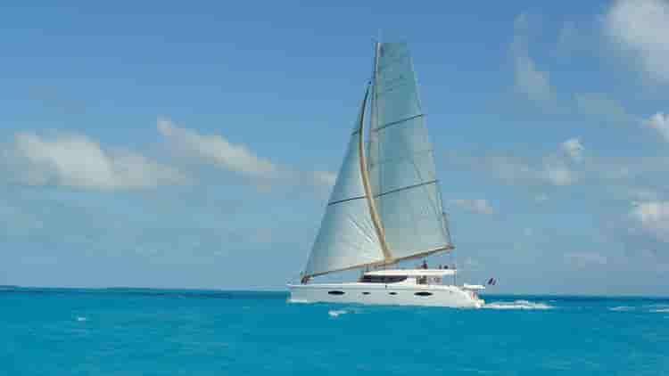 Catamaran Bahamas