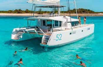 Catamaran Bahamas 2