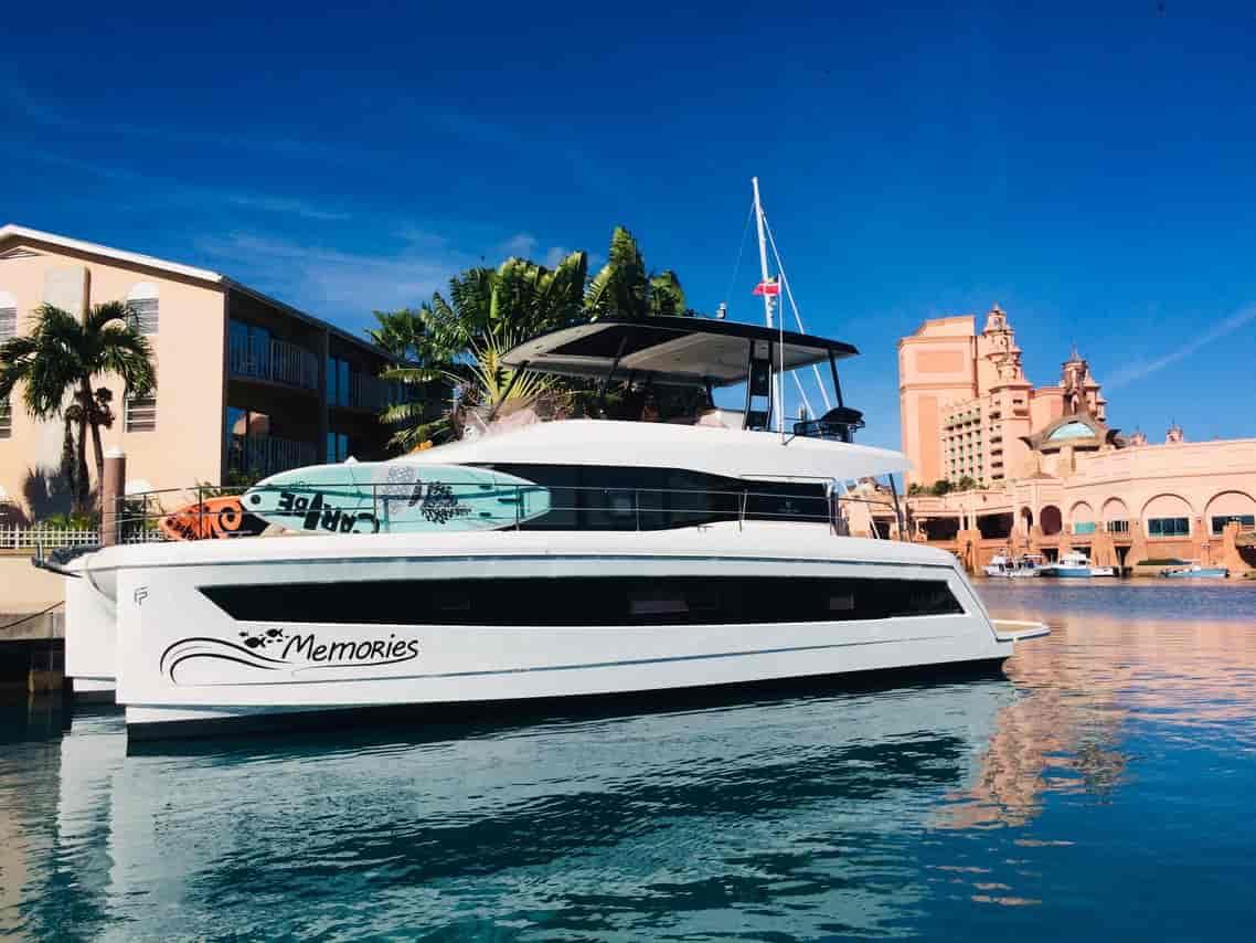 Yacht Bahamas 1