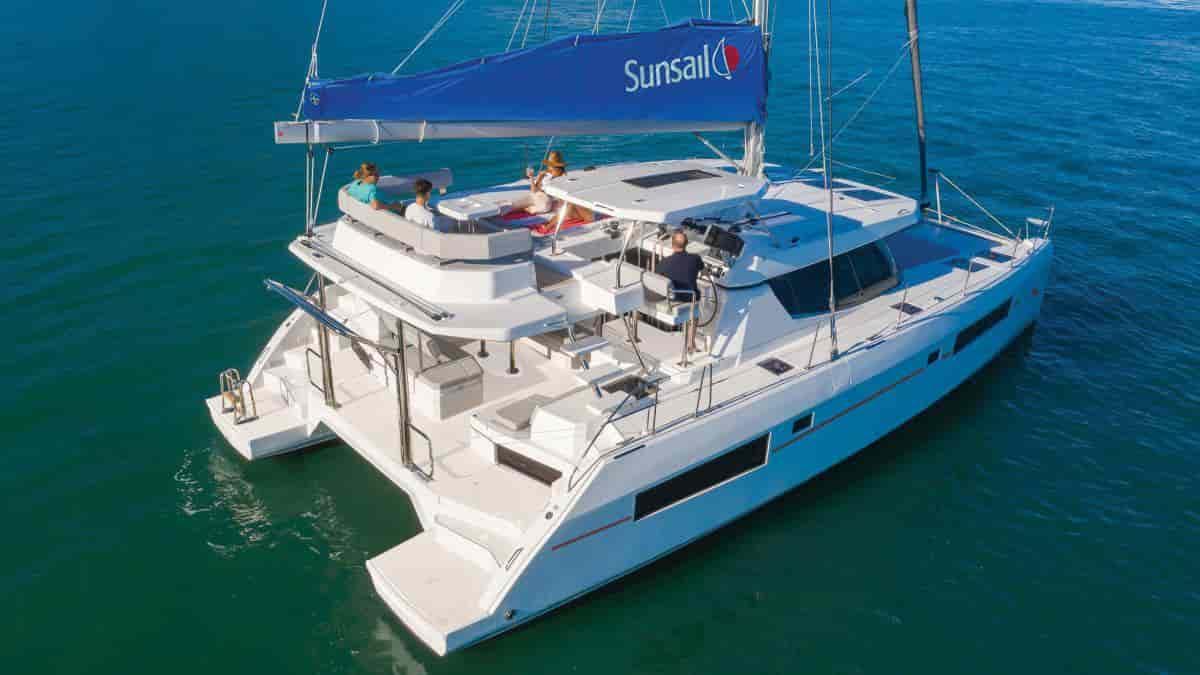 Catamaran Bahamas 4