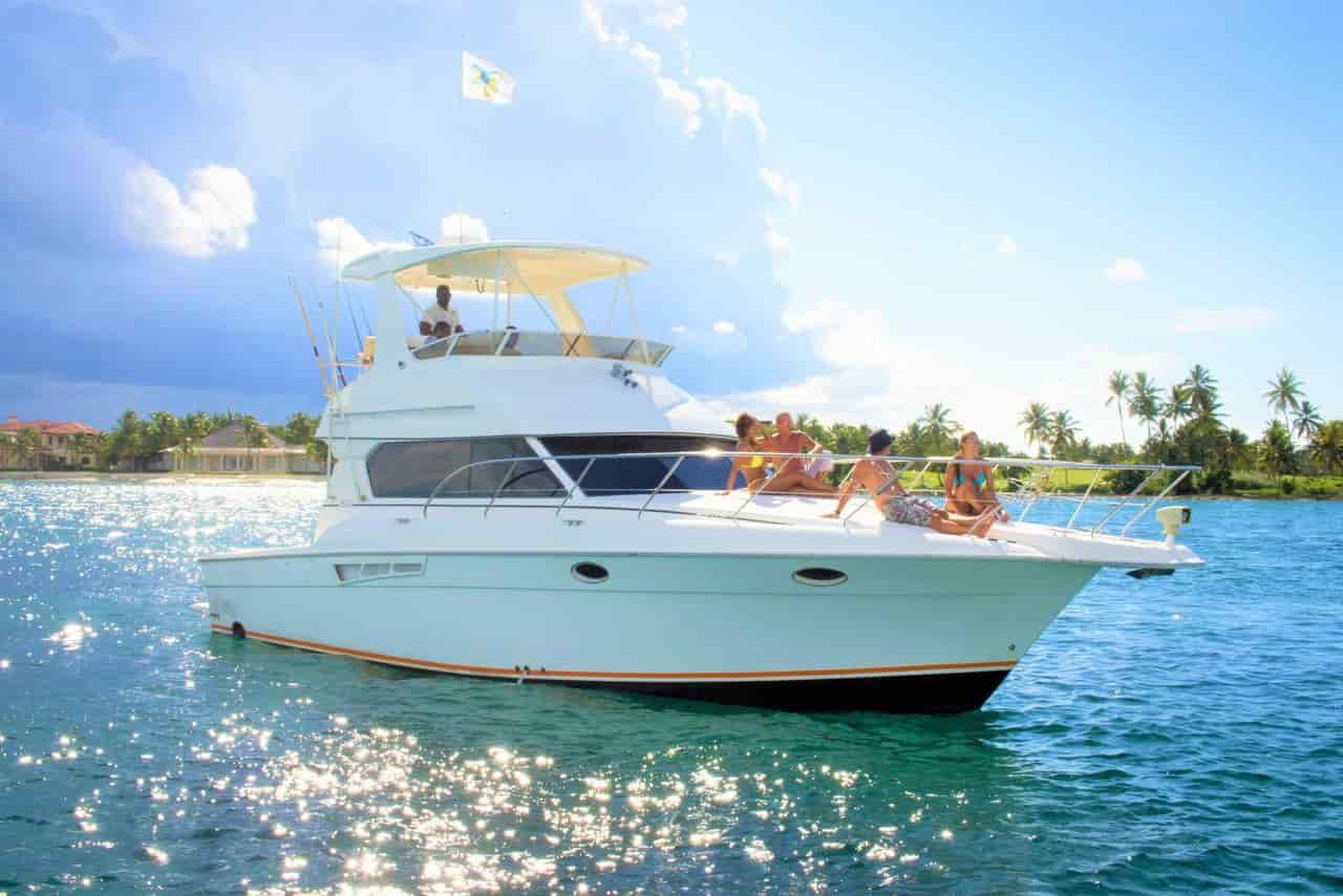 speed boat bahamas