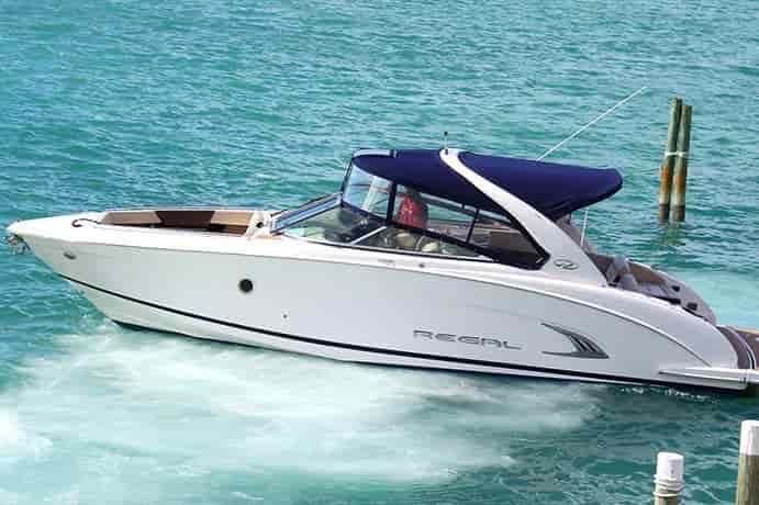 Speedboat Bahamas