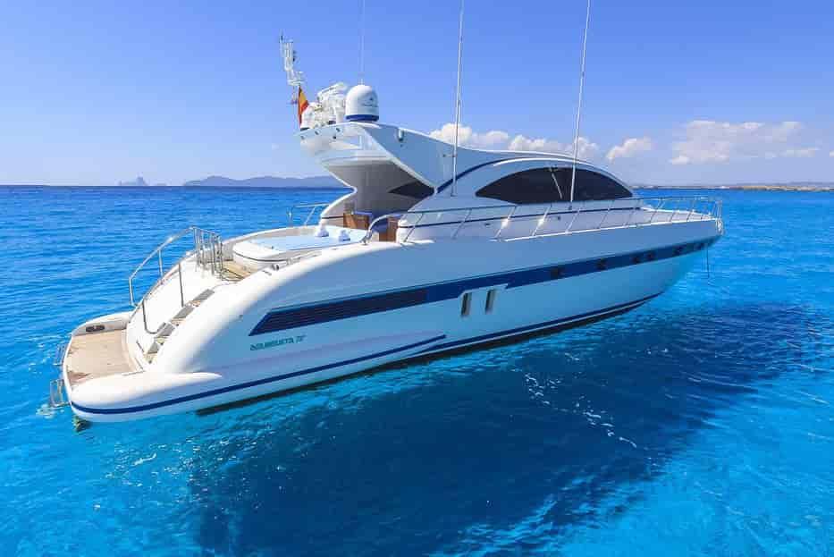 Party boat Bahamas 4
