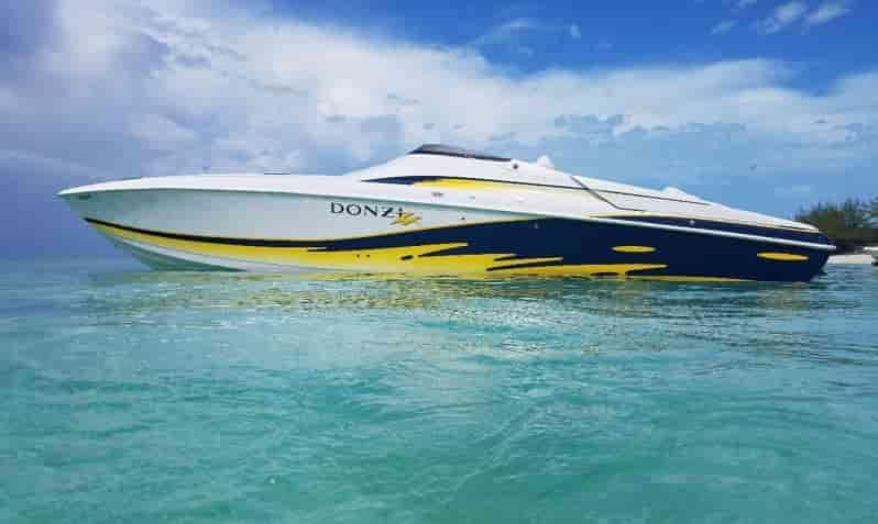 Power Boat Bahamas 1