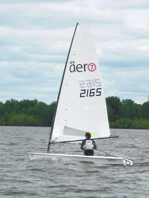 rs aero dinghy