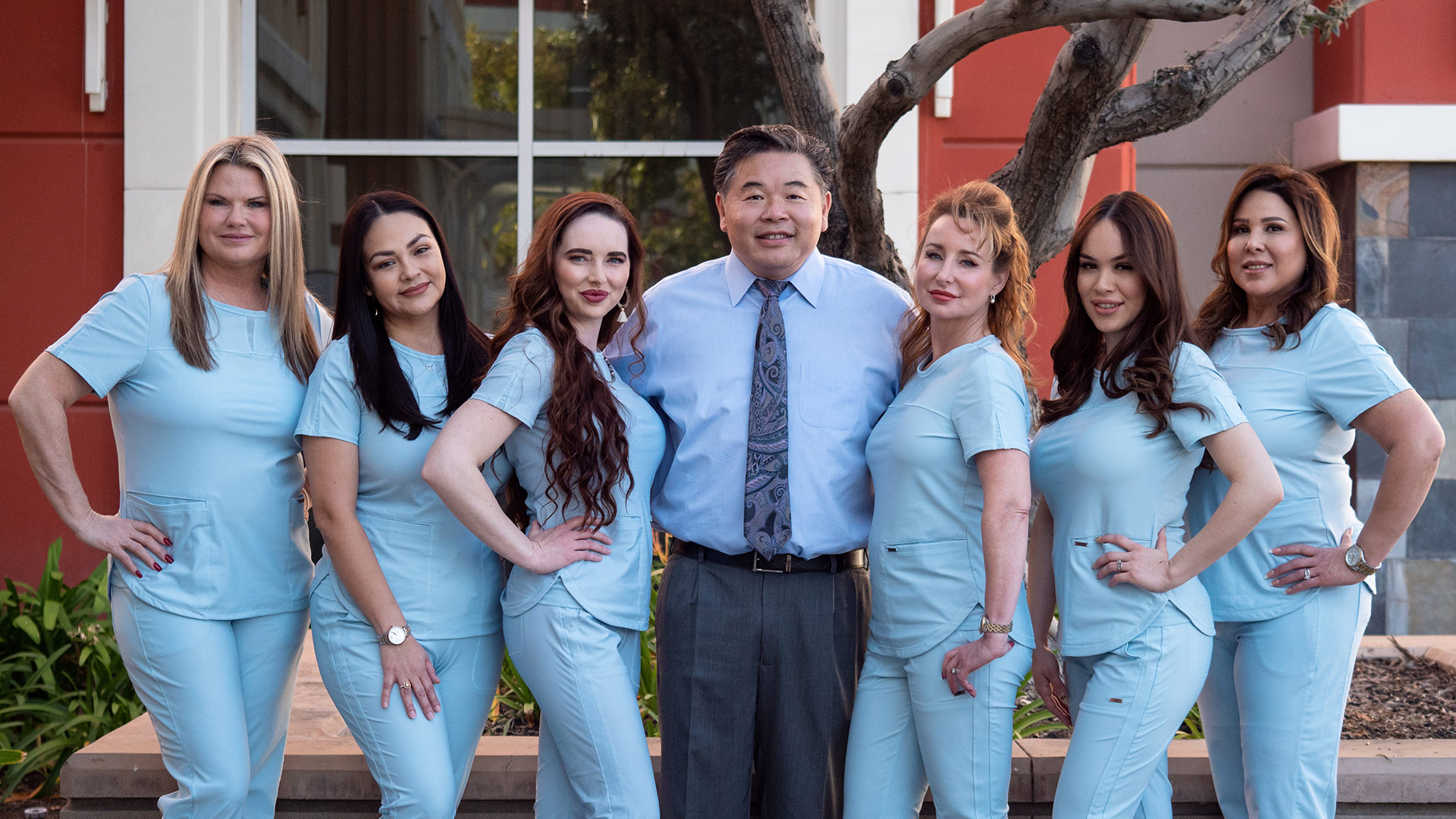 Dr Li's Staff in Ontario, CA