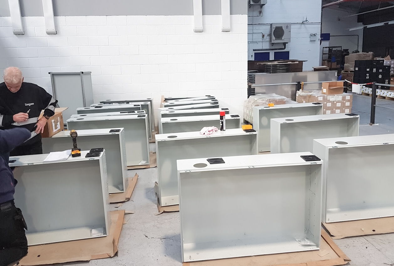 Advanced lithium battery building comes to the UK!