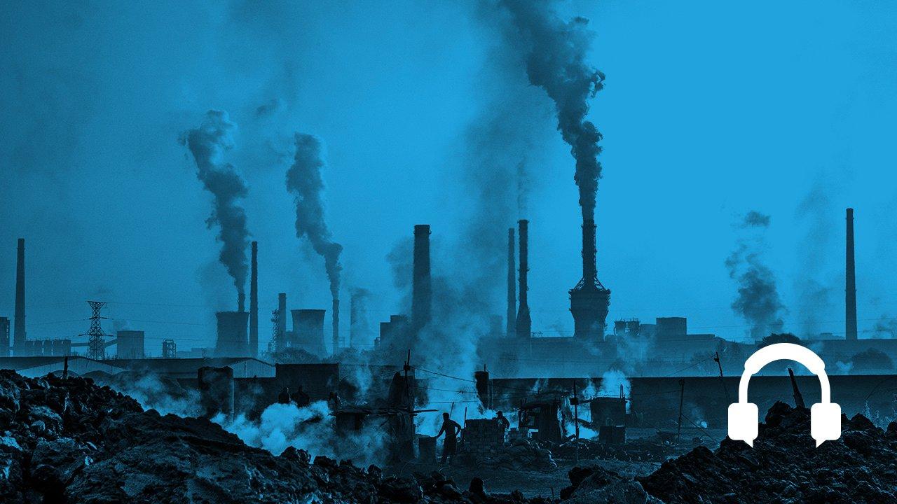 Economist Podcast feature – Babbage: Carbon sucks