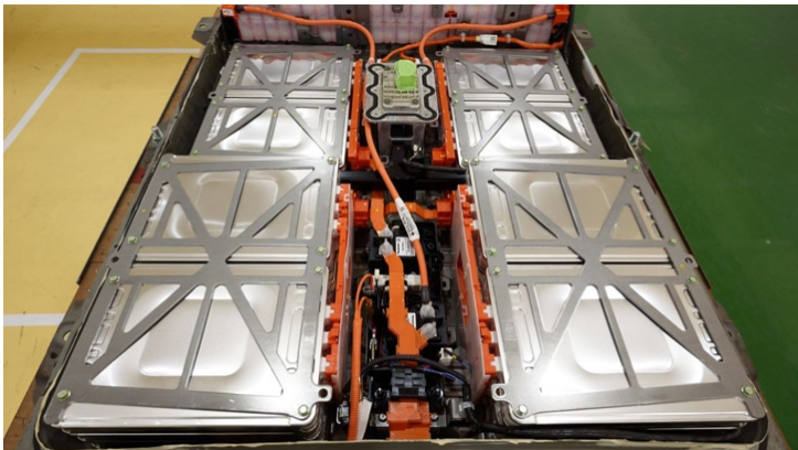 FleetPoint mention: EV batteries could be 'huge waste mountain of the future'