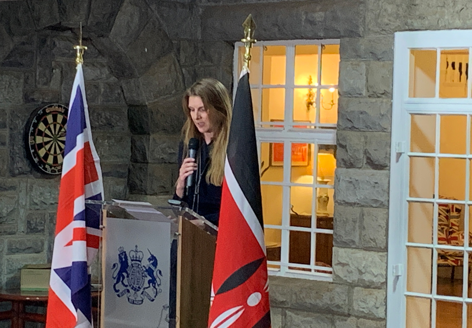 The British High Commissioner Visit