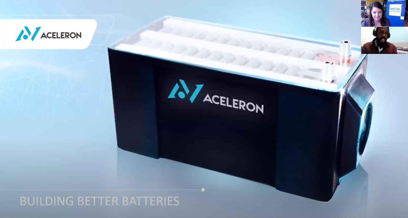 Digital Leaders Virtual Summit: Building Better Batteries