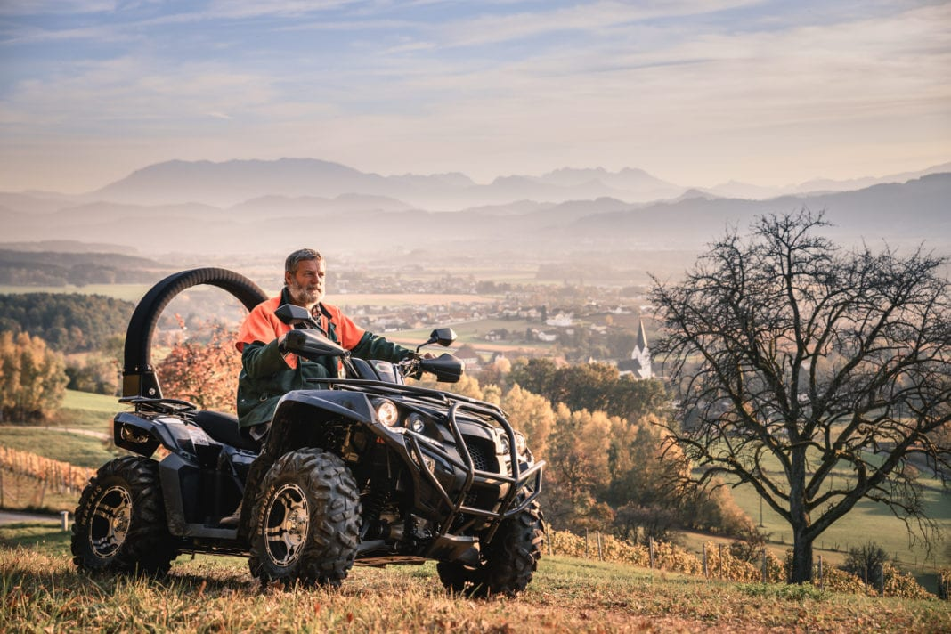 Aceleron batteries used in 100% Electric All-Terrain Vehicles in partnership with Eco Charger.