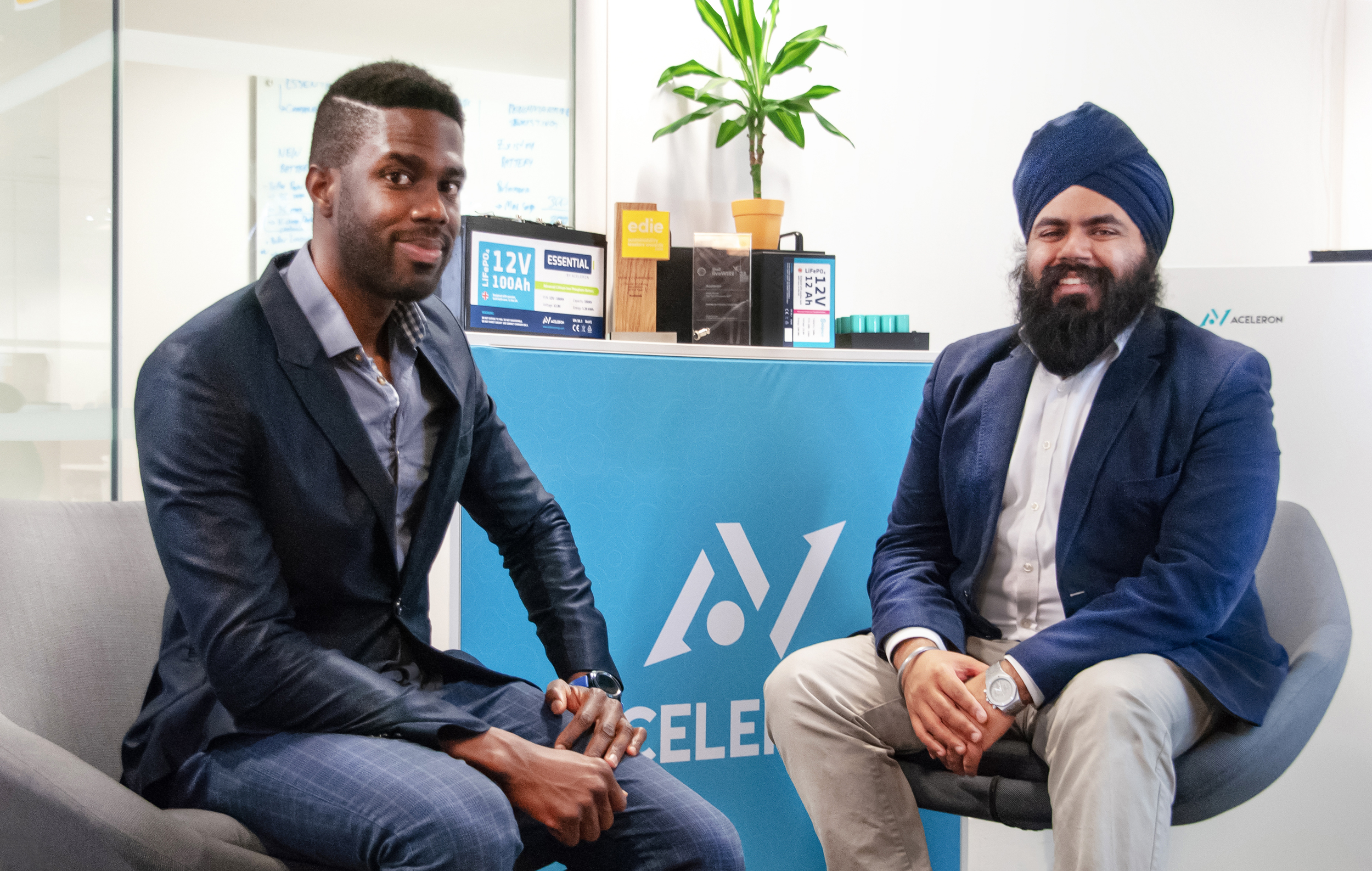 Aceleron secures £2m investment to drive global growth