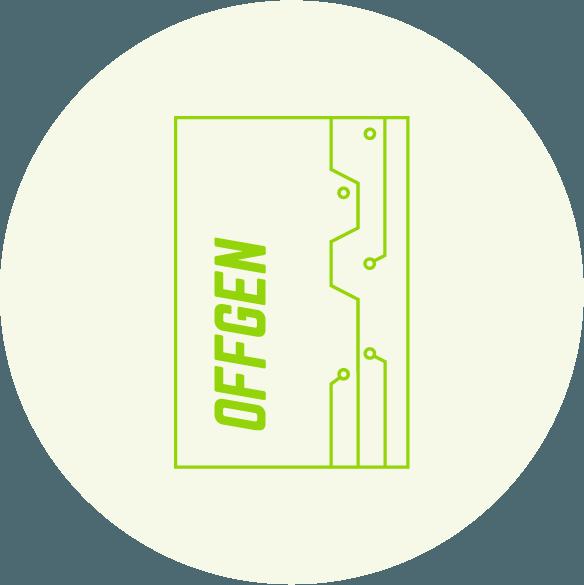 Offgen System