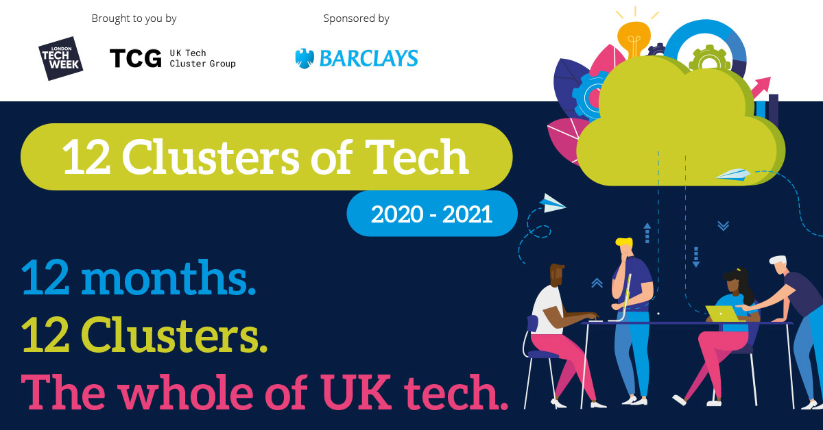 "London Tech Week Feature: ""12 Clusters of Tech- West Midlands"""