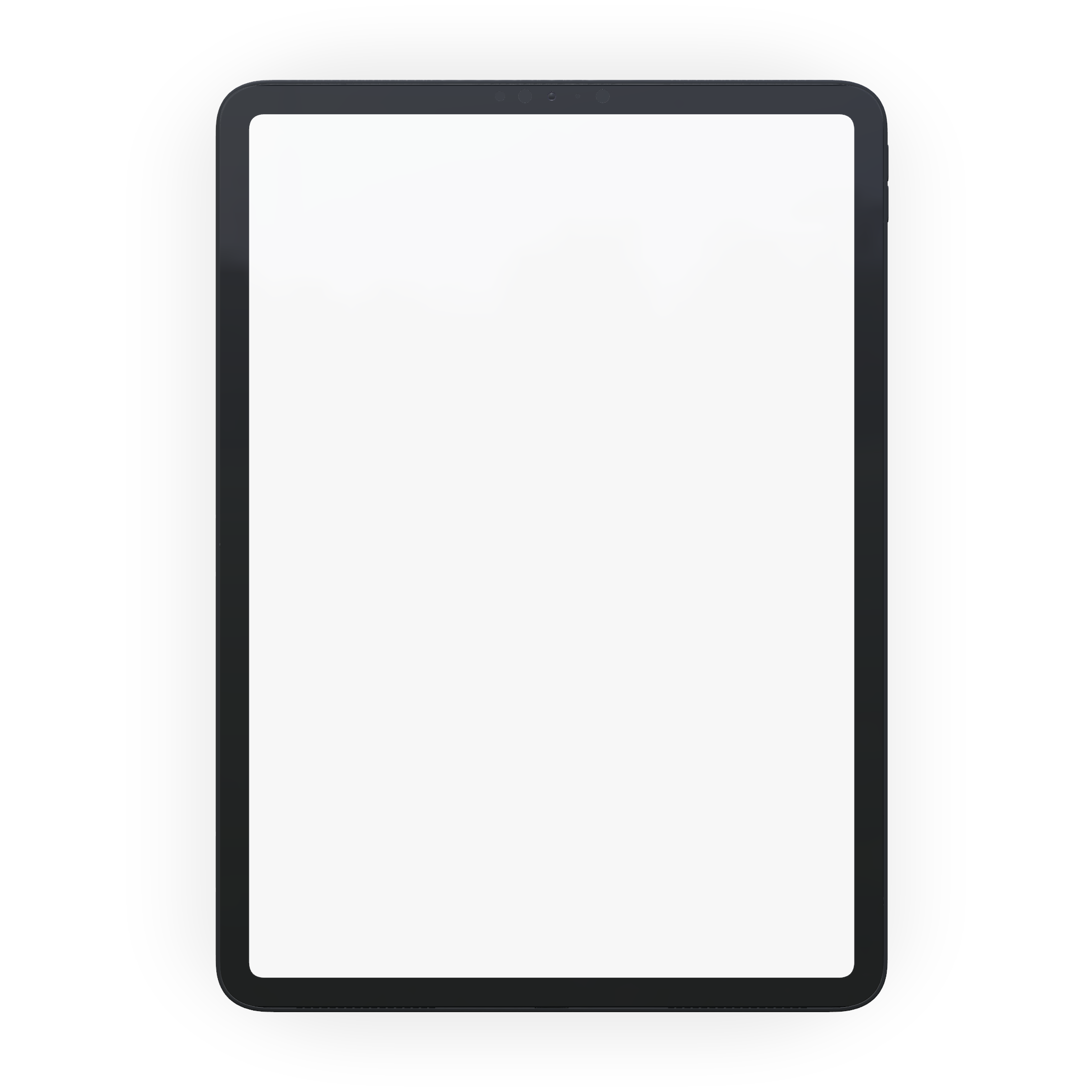 ipad mockup for tablet apps