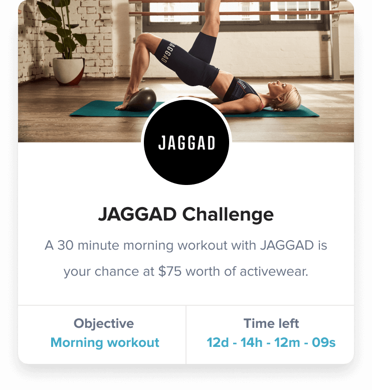 Jaggad challenge iconic sport challenge