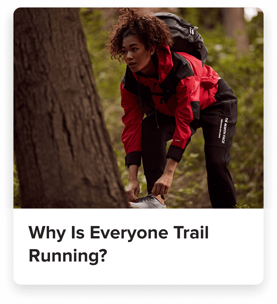 article why is everyone trail running iconic sport