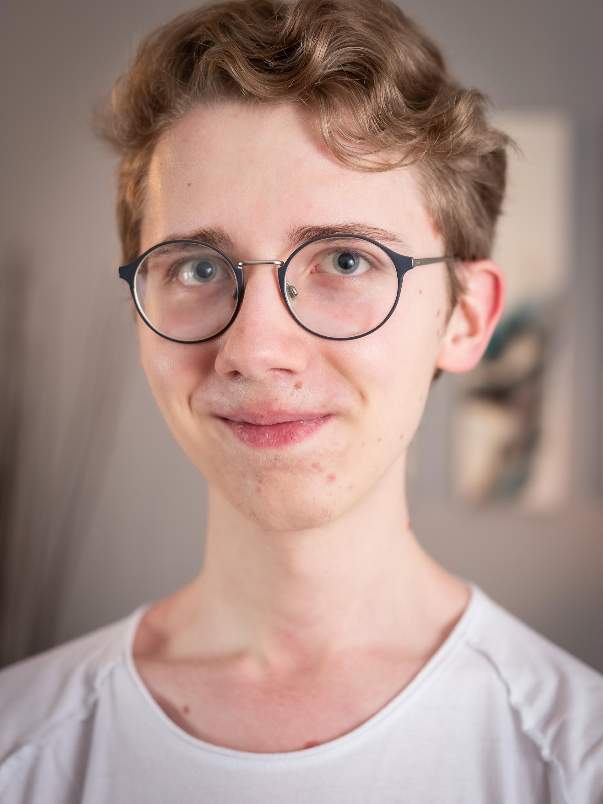 Portrait Jakob Kraus