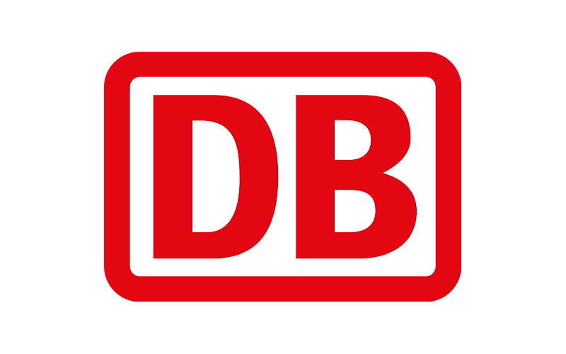 Unternehmenslogo Deutsche Bahn