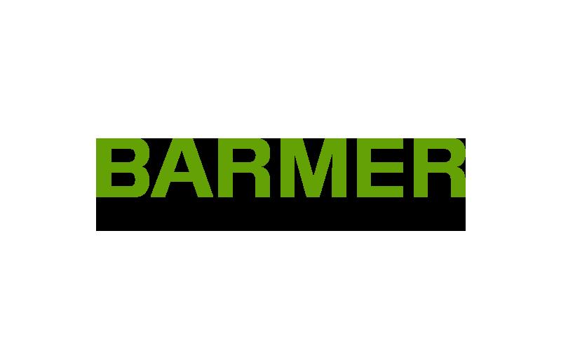 Unternehmenslogo Barmer