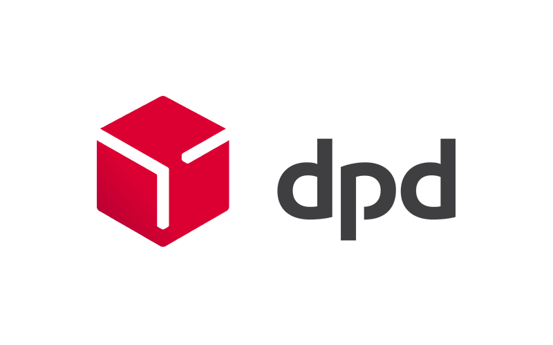 Unternehmenslogo DPD