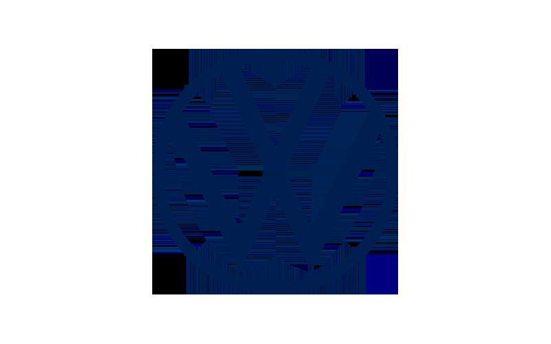 Unternehmenslogo VW