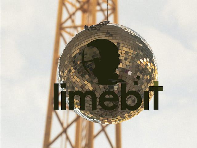 Diskokugel bei der Limebit Sommerparty 2019