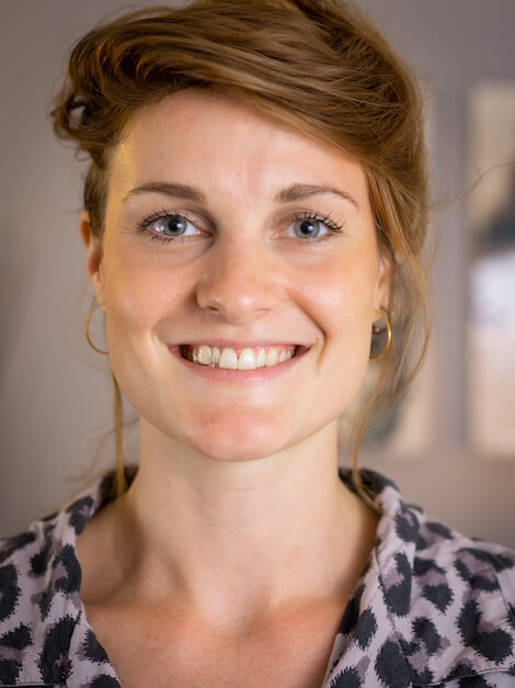 Portrait Anja Thiem
