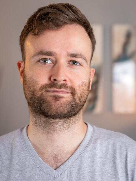 Florian Richter Portrait