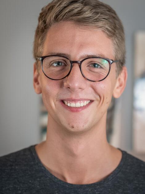 Portraitfoto Philipp Koch