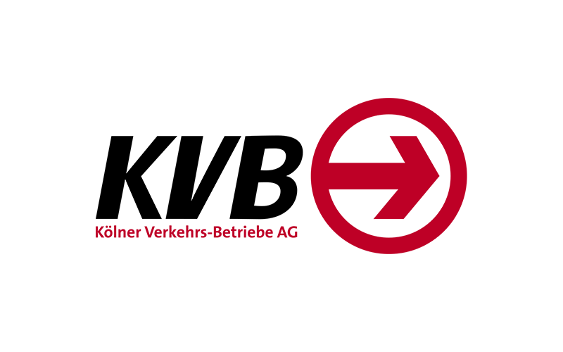 Unternehmenslogo Kölner Verkehrsbetriebe