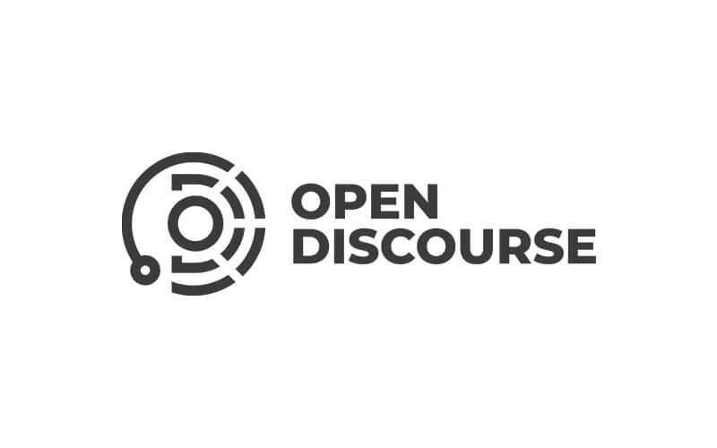 Logo Open Discourse