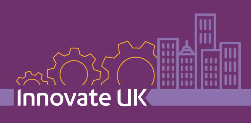 Appt Health receives Innovate UK funding (Image of Innovate UK logo)