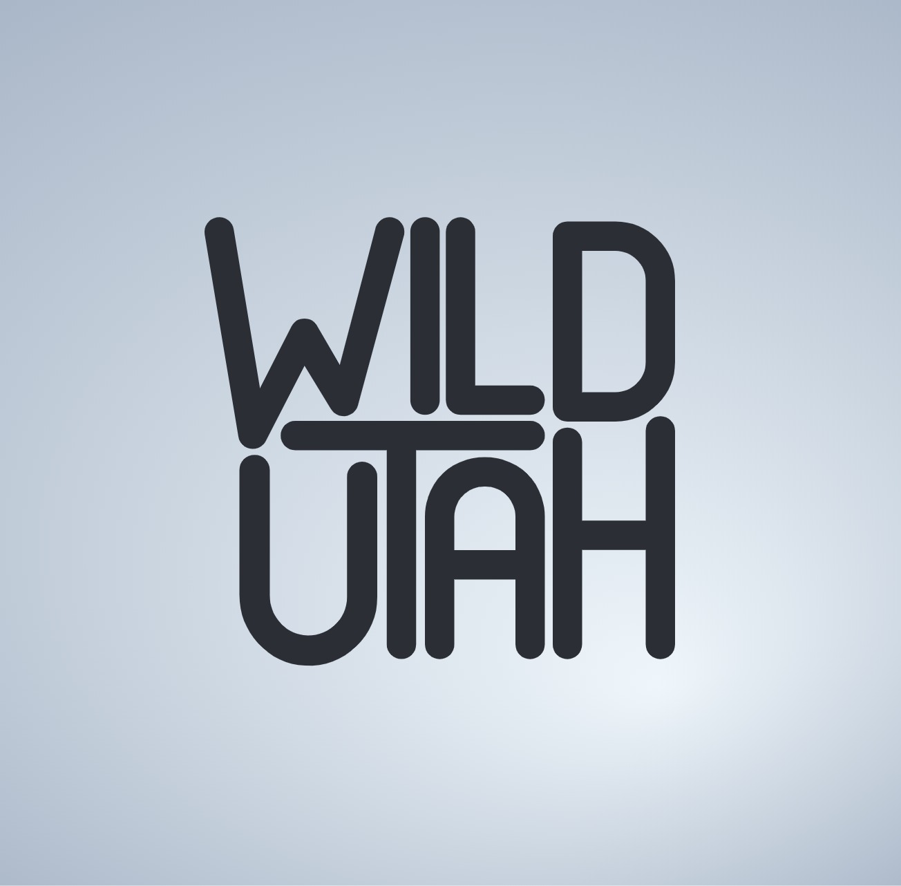 Wild Utah Logo Design