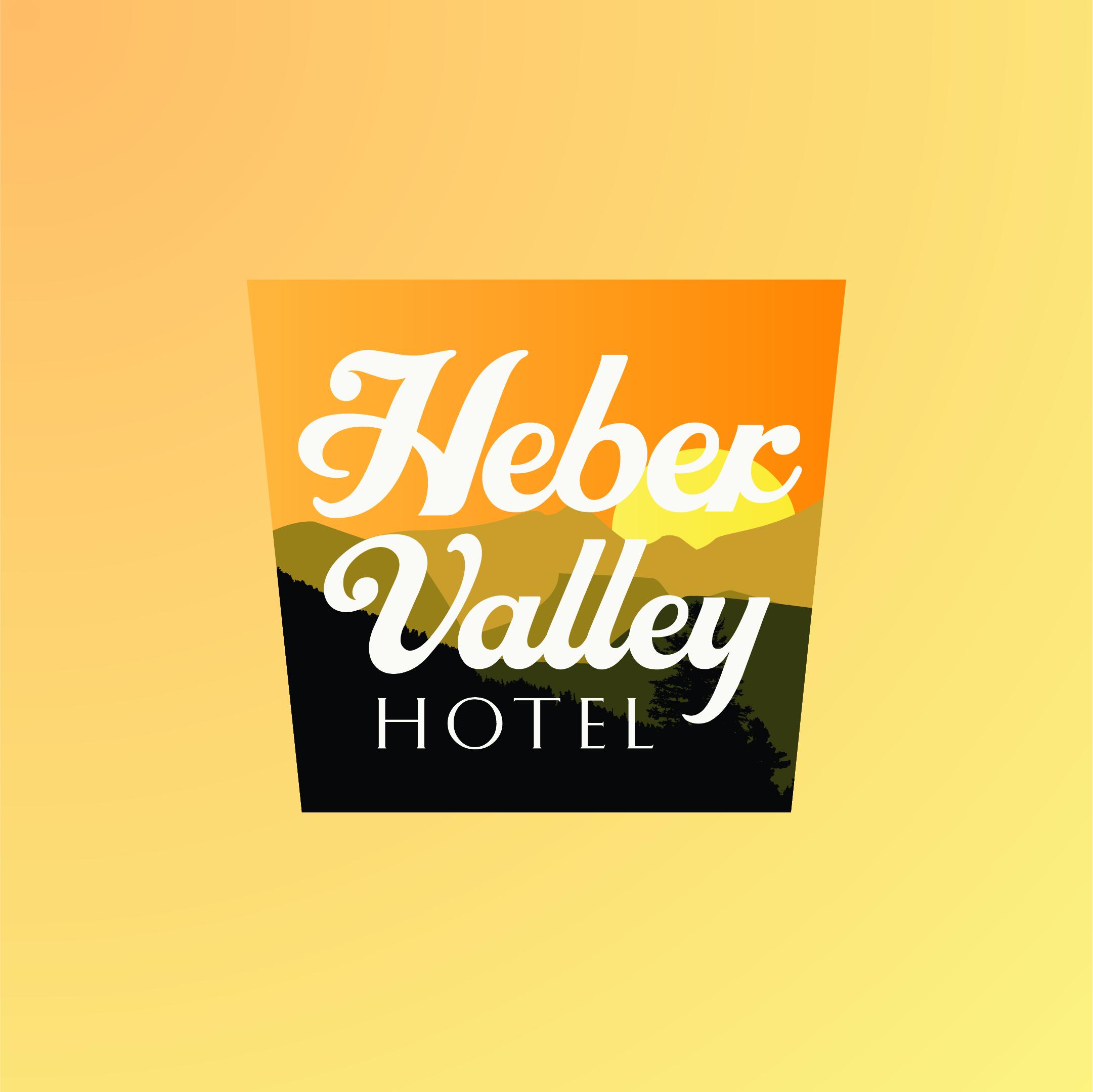 Sign Face Design For Heber Valley Motel