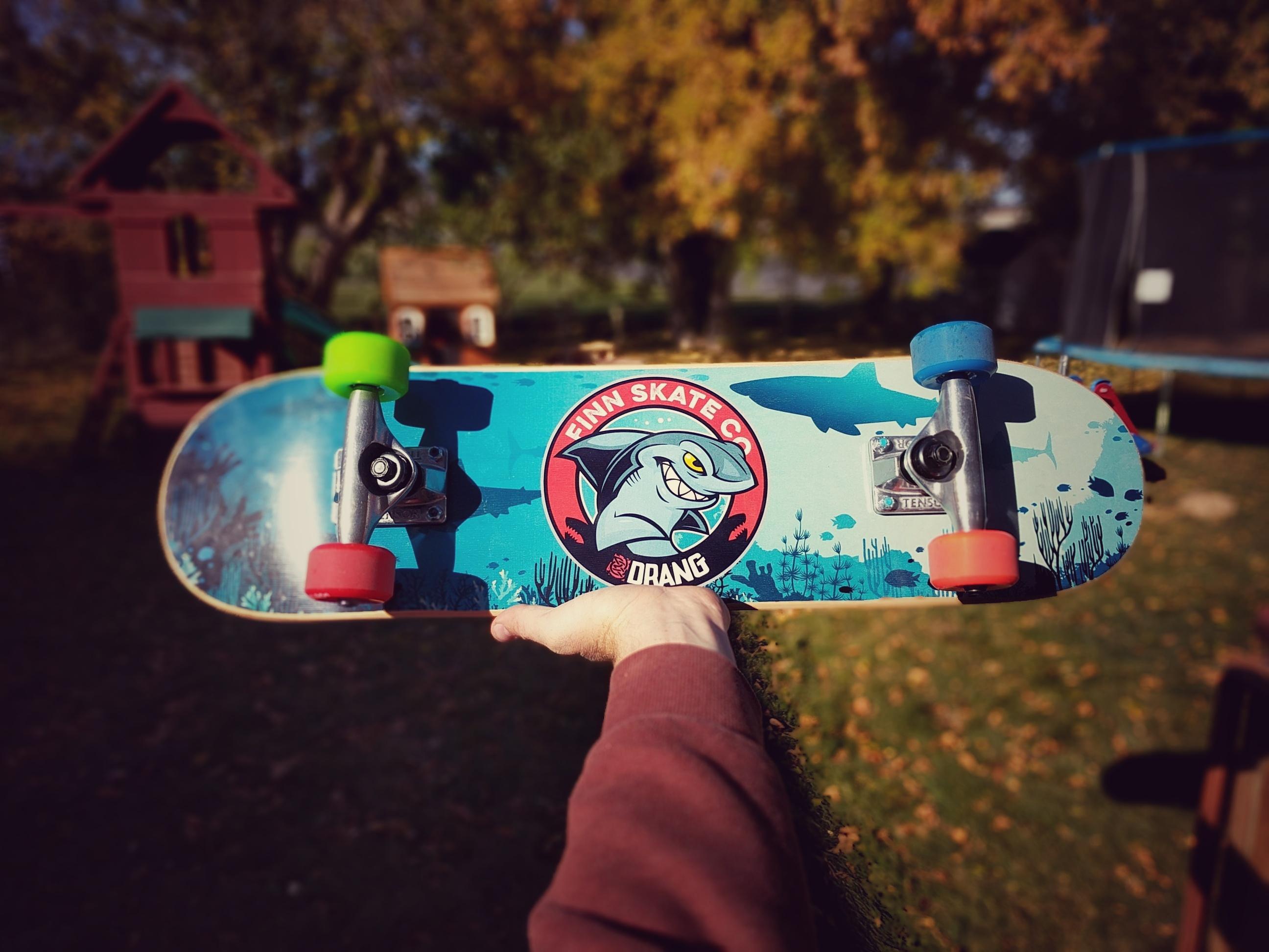Skateboard for my son