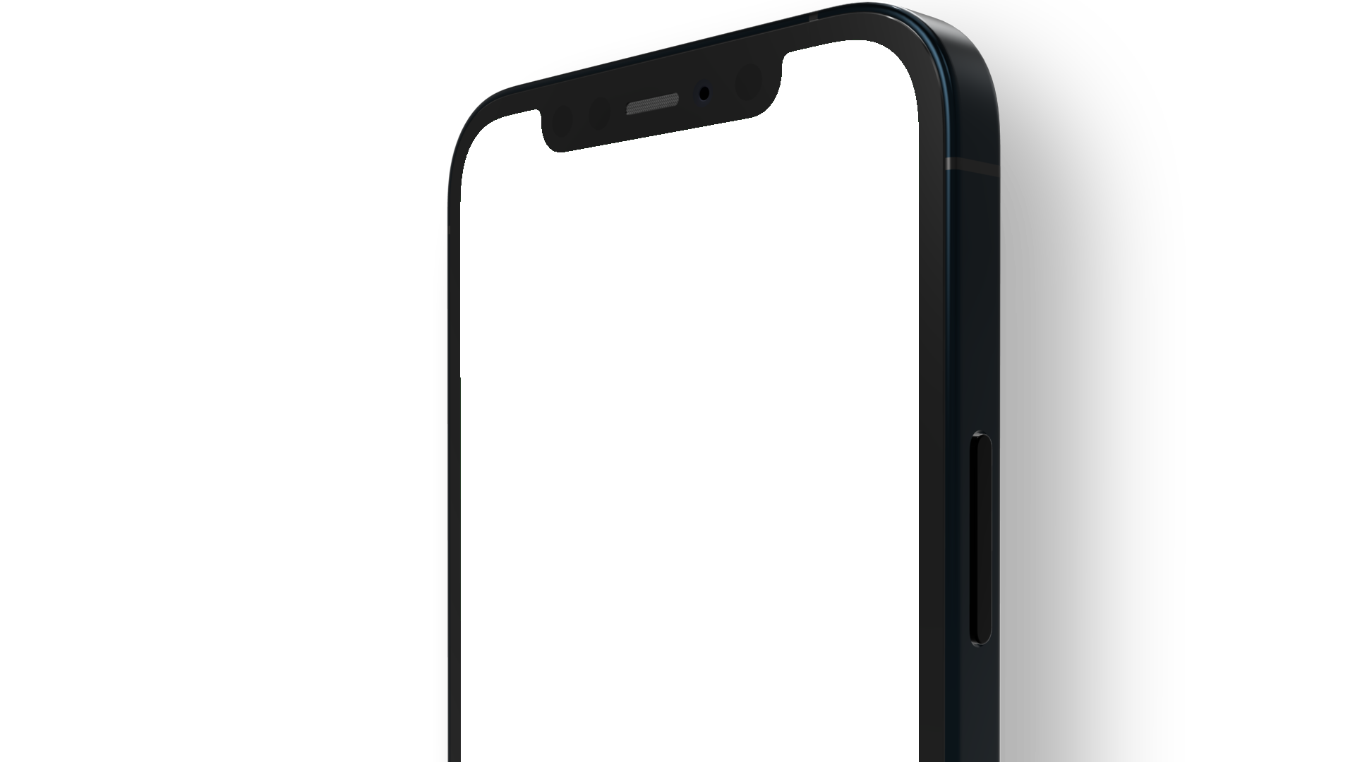 Top half on an iPhone 12 PNG