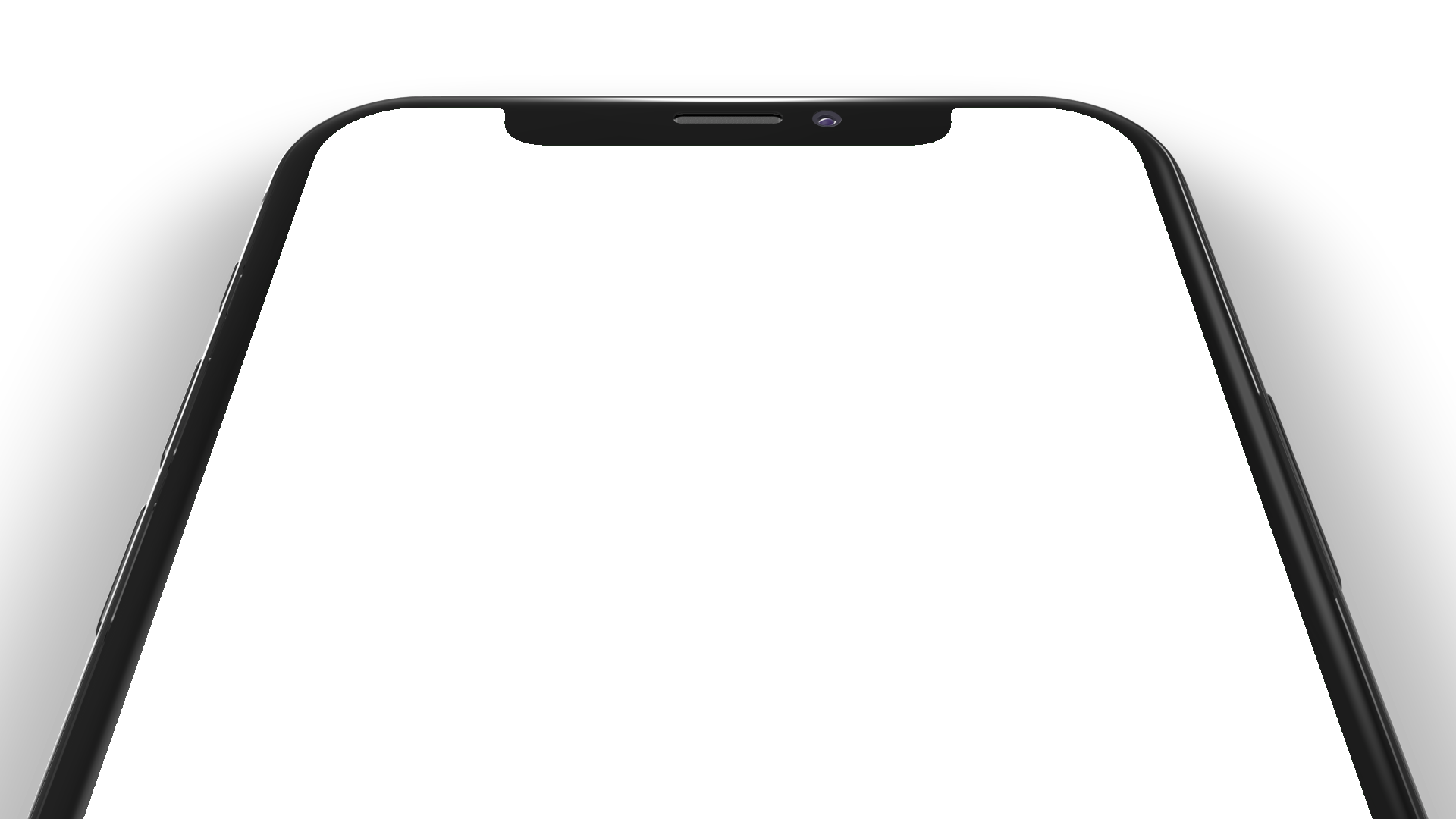 View of an iPhone PNG seen from the top