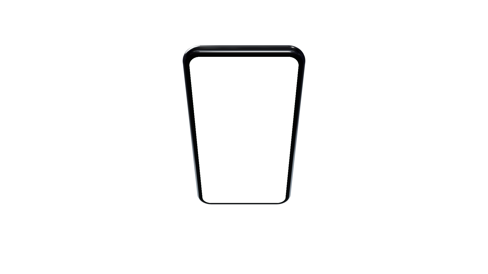 Generic Phone PNG seen from the top