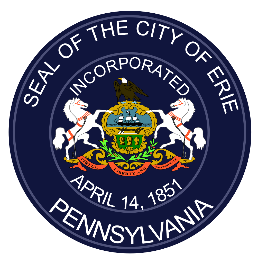 Erie, PA seal