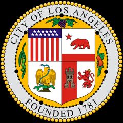 Los Angeles, CA seal