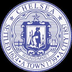 Chelsea, MA seal