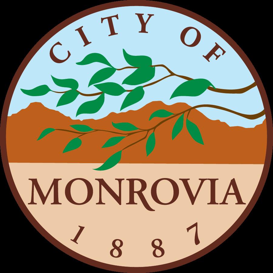 Monrovia, CA seal